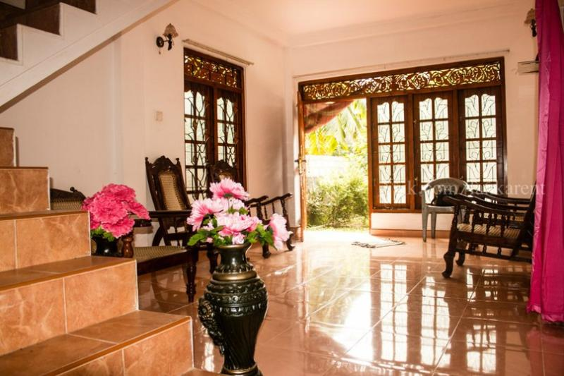 living room - House 2 bedroom - Weligama - rentals