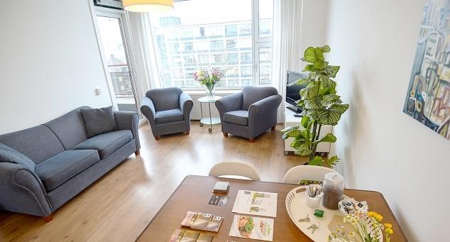 Living Room - Meent II - Rotterdam - rentals