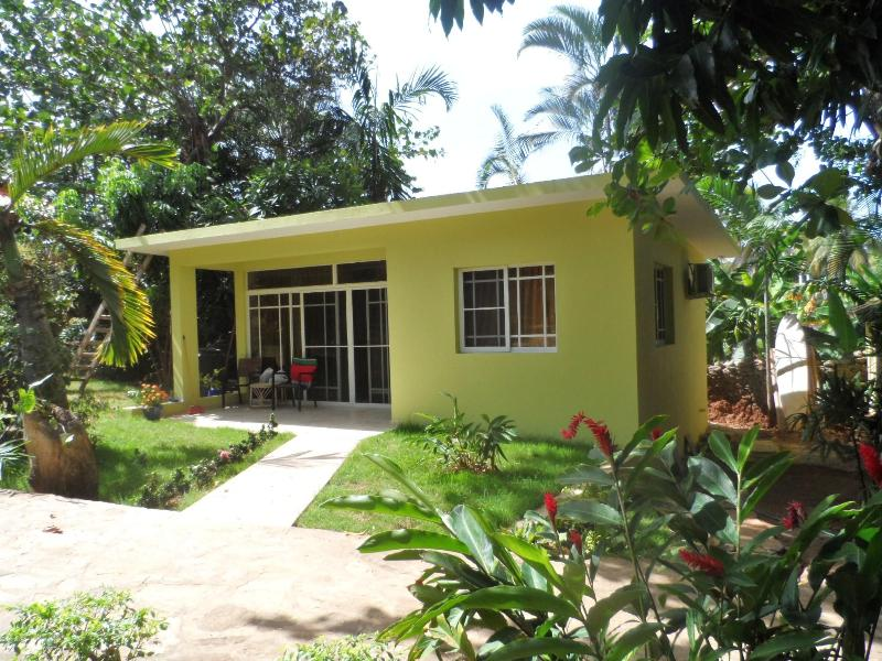 Bungalow with terrace and garden - New Bungalow in a tropical garden - Puerto Plata - rentals