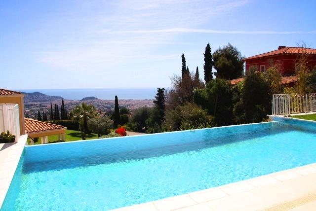 01 - Nice Villa - Sea view - 250sqm - Nice - rentals