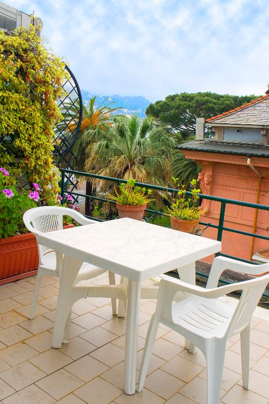Terrace - Colombo - petite penthouse - Rapallo - rentals