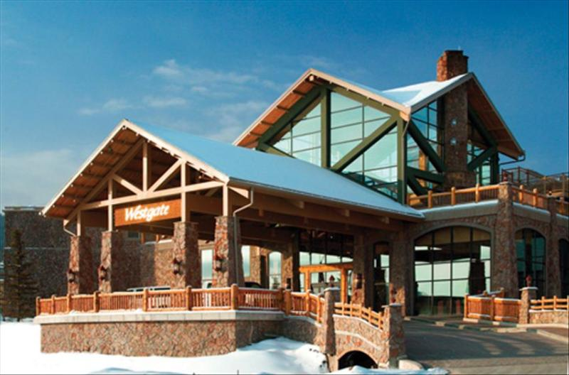 Main Entrance - Westgate at The Canyons - 775sqf Huge 1 BDR Luxury Condo  Sleeps 5 - Park City - rentals