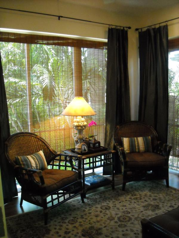 Sun Room - The Mansion's Guest House - West Palm Beach - rentals