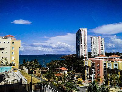 "Amazing views of the beach. - ""Seven Sea's"" Ocean View - Bikes & Kayaks Included - Fajardo - rentals"