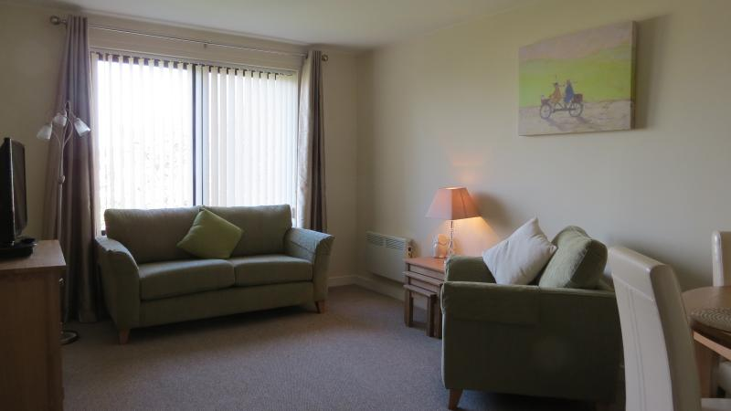 Cosy, comfortable and modern with views of gardens and steeples - Town Centre Gem - Largs - rentals