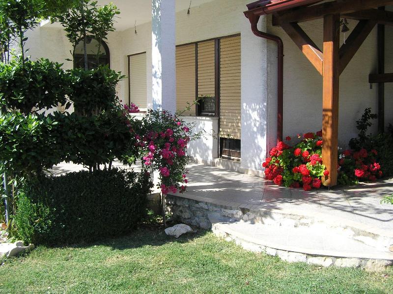 ulaz na terasu - Kuća za miran odmor na selu - Razanac - rentals