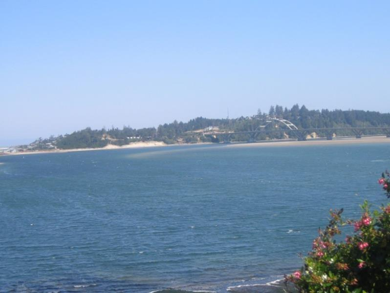Ambers Point Of View - View Of Waldport Bridge - Alsea Bay - AMBERS POINT OF VIEW - Waldport - Waldport - rentals