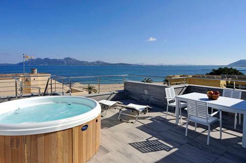 2 bedroom Apartment in Puerto Pollenca, Mallorca : ref 2093395 - Image 1 - Port de Pollenca - rentals