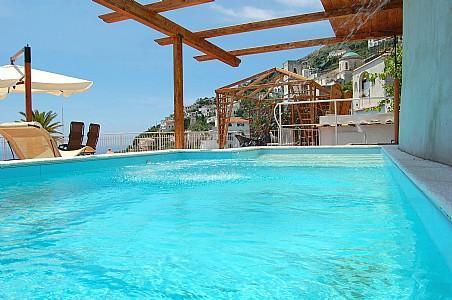 Villa Giampa - Image 1 - Praiano - rentals
