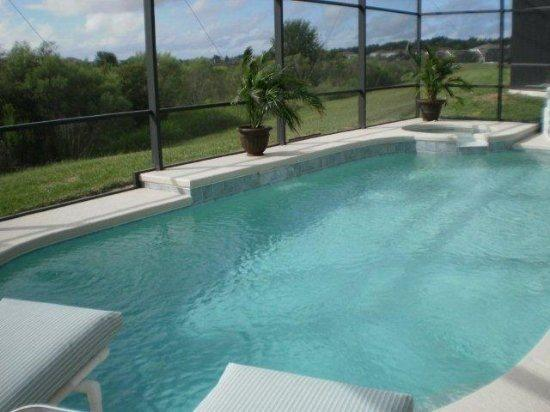 Beautiful 5 Bedroom 4.5 BathPool Home in Westhaven. 524BD - Image 1 - Kissimmee - rentals