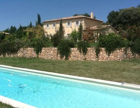 Beautiful 5 Bedroom Villa Rental with a Pool, Aix en Provence - Image 1 - Aix-en-Provence - rentals