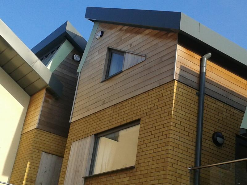 The Beehive! - Contemporary townhouse in uphill Lincoln with secure, private parking - Lincoln - rentals