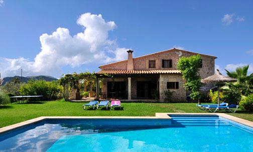 4 bedroom Villa in Pollenca, Mallorca, Mallorca : ref 2093255 - Image 1 - Alcudia - rentals