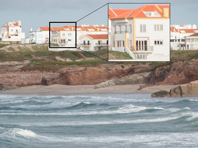 House View from the Beach - Fabulous Beach House on the Atlantic ( Baleal ) - Baleal - rentals