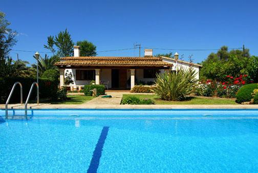 2 bedroom Villa in Pollenca, Mallorca : ref 2093277 - Image 1 - Pollenca - rentals