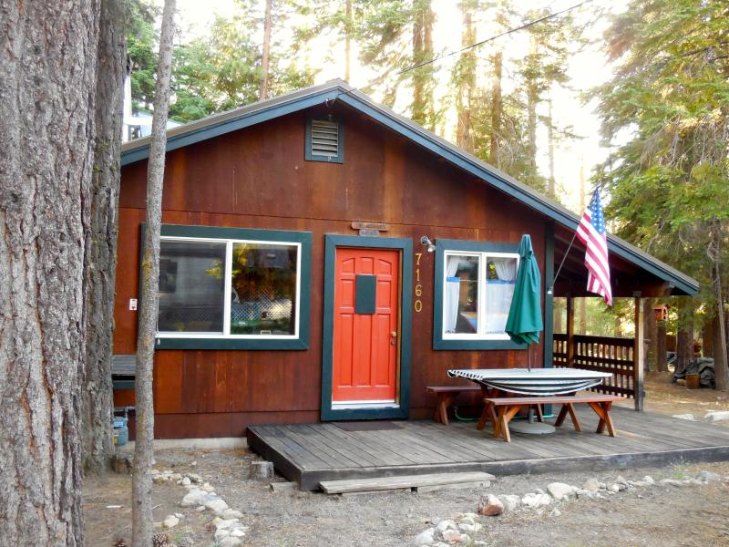 A great spot to enjoy Tahoe, summer or winter. - Two Morrows Tahoe Cabin on the Westshore - Tahoma - rentals