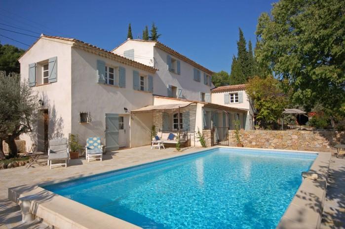 4 bedroom Villa in Flayosc, Saint Tropez Var, France : ref 2017924 - Image 1 - Draguignan - rentals