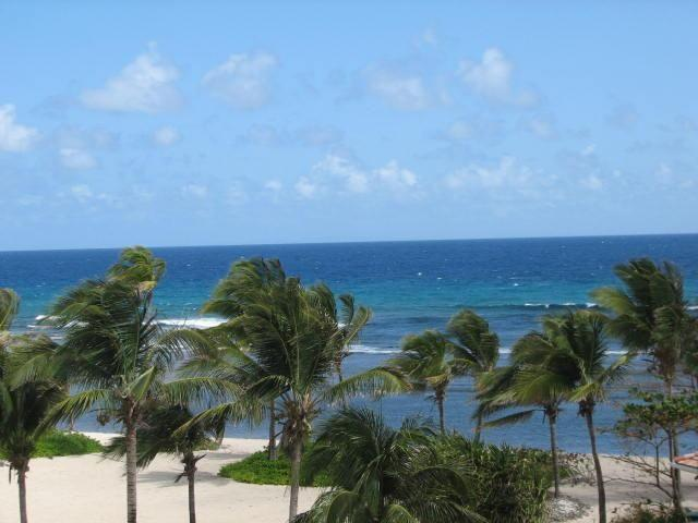 View from Balcony.  Watching the sky and waves from your perch on top of paradise - Tropical Whispers - Christiansted - rentals