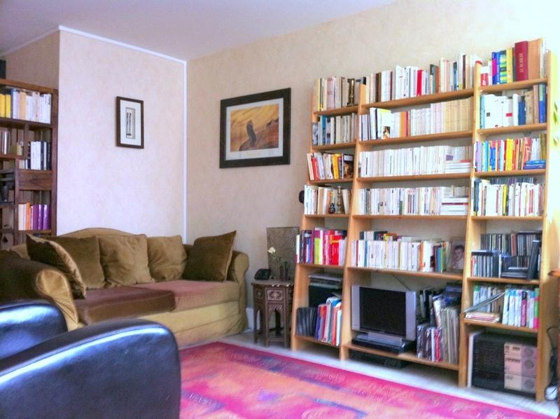 living area - Pleasant Les Gobelins apartment 5 sleeps 65m² - Paris - rentals