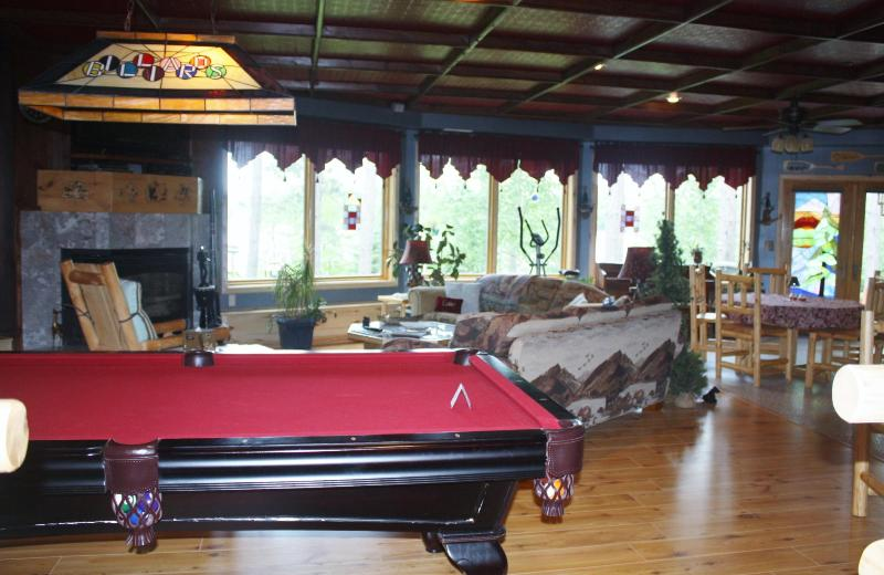 Tons of space and amenities - NORTHERN MINNESOTA WATERFRONT INN  2/7 - Squaw Lake - rentals