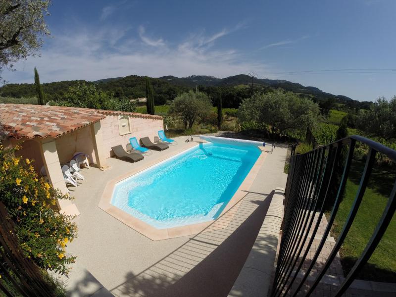 Gite le piauzier charming cottage in Provence - Image 1 - Sablet - rentals