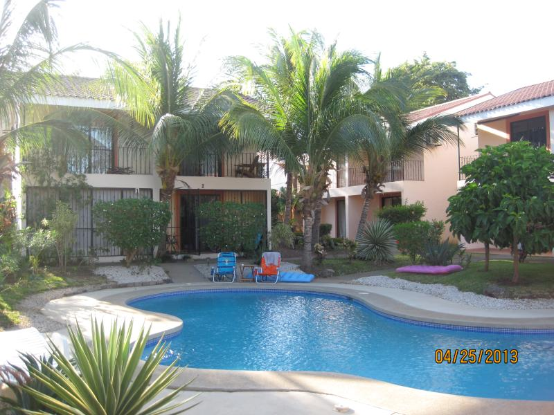Front of Valle Dorado #2 - 2 Story luxury townhome! Walk to everything locati - Playas del Coco - rentals