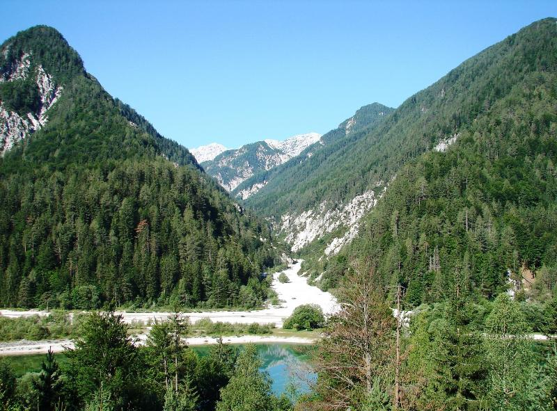 the view from the house - House with an outstanding view - Kranjska Gora - rentals