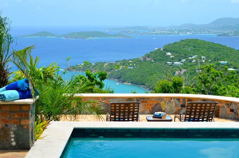 La Bella Vita: Sunset Views Year Round! - Image 1 - Virgin Grand Estates - rentals