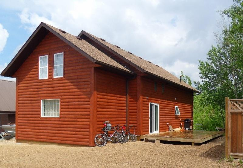 Greenwater Lake 6 Bedroom Rustic Cedar Cabin - Image 1 - Porcupine Plain - rentals