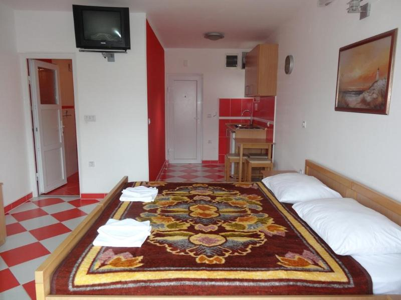 Living room - Apartment No.7 with 2 beds -Tivat - Tivat - rentals