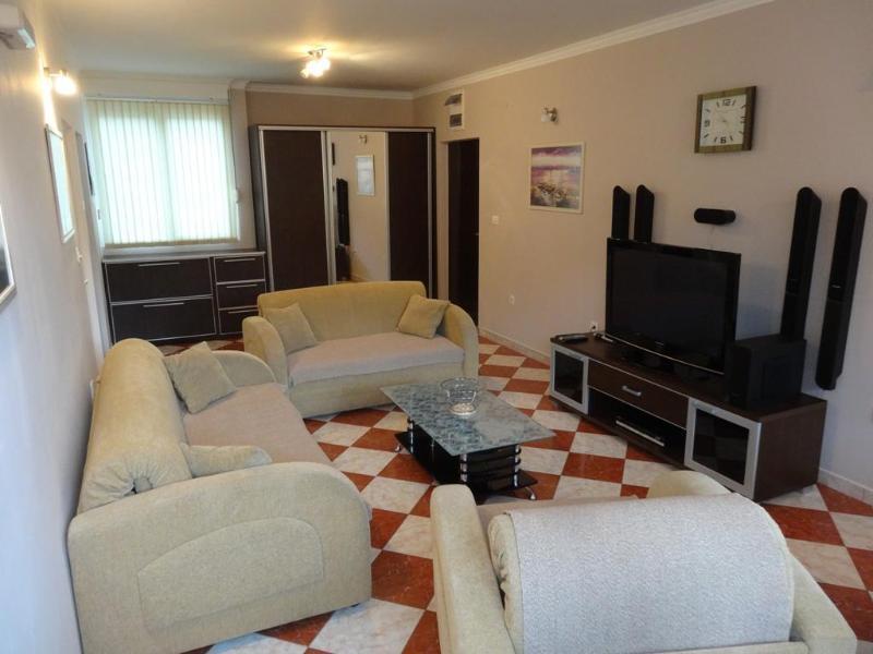 Living room - Apartment with 4 beds - Budva - Budva - rentals