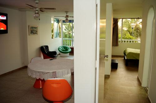 Santa Marta 98 m2. Relax away from the hustle - Image 1 - Santa Marta - rentals