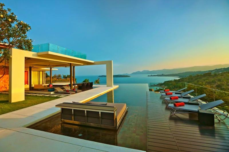 Villa 75 - Unique and Stylish with Sea Views - Image 1 - Choeng Mon - rentals