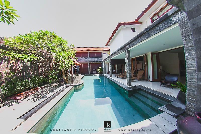 9 Bedroom GERHANA Villa Kuta Bali - Image 1 - Kuta - rentals