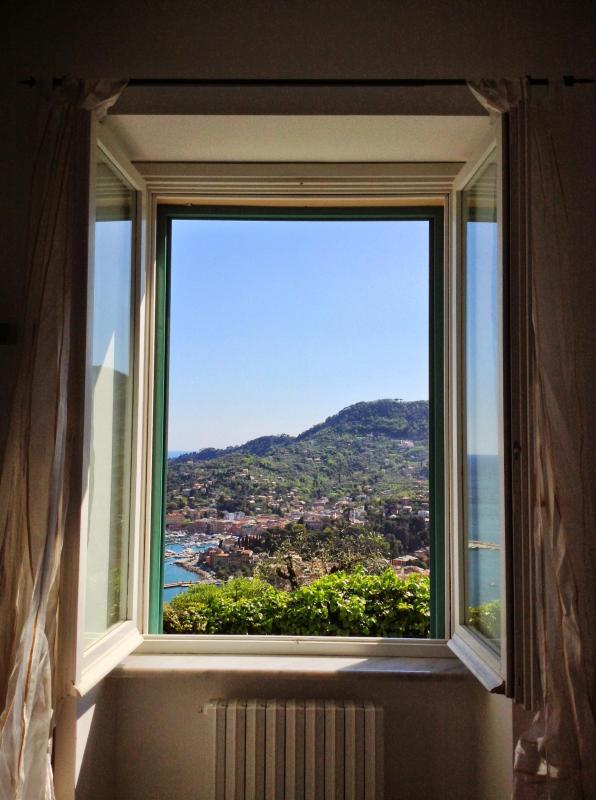 View - Andromeda GRFL,Breathtaking view on Tigullio gulf - Rapallo - rentals