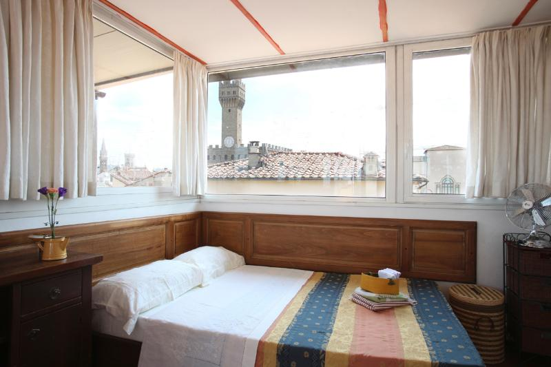 Vacation Rental at Lambertesca Terrace in Florence, Tuscany - Image 1 - Florence - rentals