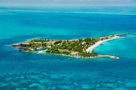 Sit Right Back on Your Own Private Island - Little Whale Cay - Image 1 - Little Whale Cay - rentals