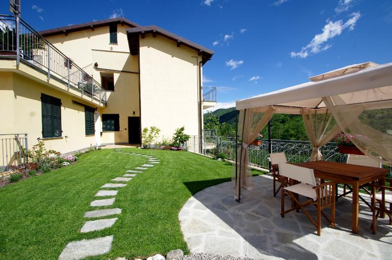 the garden - Agriturismo Ponterotto - Holiday House - Ranzo - rentals