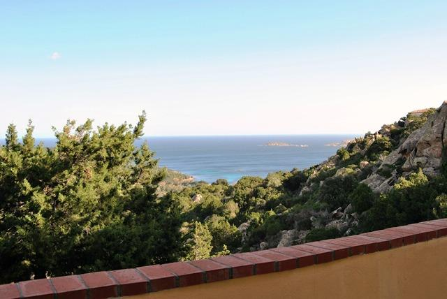 Panoramic view from the terrace - New apartment in quiet residence - Porto Cervo - Porto Cervo - rentals