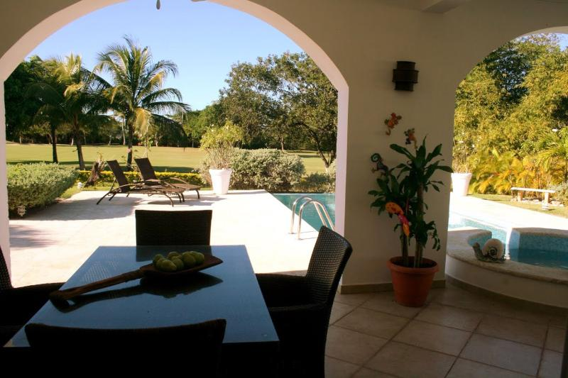 Stunning villa for rent by the week - Image 1 - Bavaro - rentals