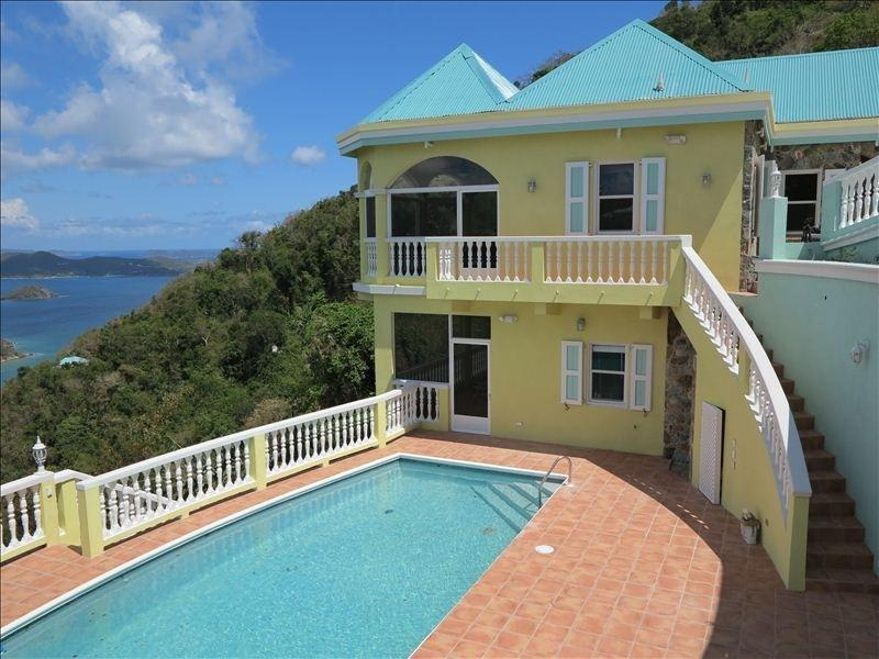 Almost Heaven at Coral Bay, St. John - Ocean View, Pool and Hot Tub - Image 1 - Saint John - rentals