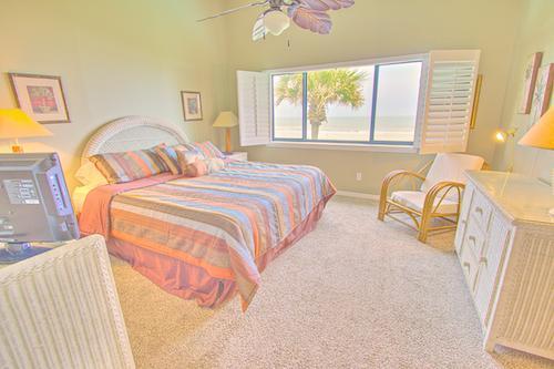 Sea Haven Resort - 514, Ocean Front, 2BR/2.5BTH, Pool, Beach - Image 1 - Saint Augustine - rentals