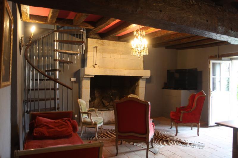 Gîte la Motte féodale - Image 1 - Angers - rentals