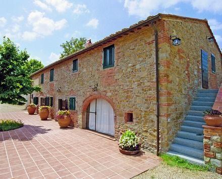 4 bedroom Villa in Montegonzi, Tuscany, Italy : ref 2268204 - Image 1 - Montegonzi - rentals