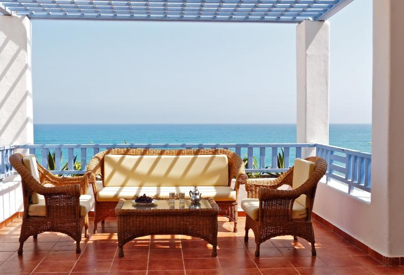 Have a break on your terrace - Sania Plage Tamuda Bay Morocco - Tetouan - rentals