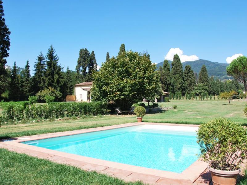 Private swimming pool - Tuscany Villa near Lucca (BFY13589) - Camigliano - rentals