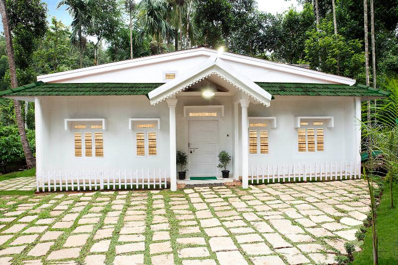 3 bedroom Cottage Exterior - Glendale Holiday Homes Wayanad - Vythiri - rentals