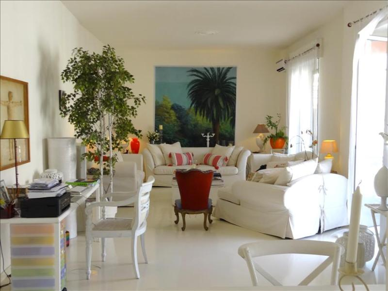 Rome,  Near Campo di Fiori Spectacular and Spacious, 1 Bedroom Apartment with 12 Meter  Long terrac - Image 1 - Rome - rentals