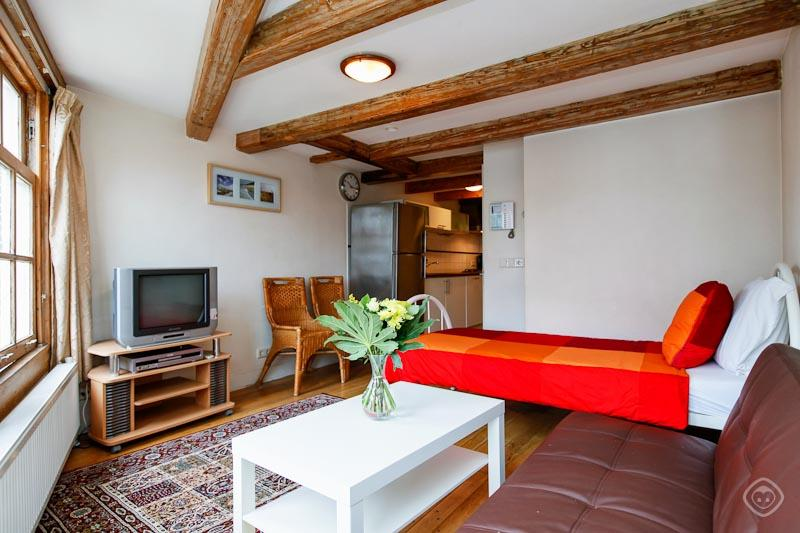 Living Room Bed and Breakfast Dreams Apartment Amsterdam - Downtown Dreams - Amsterdam - rentals
