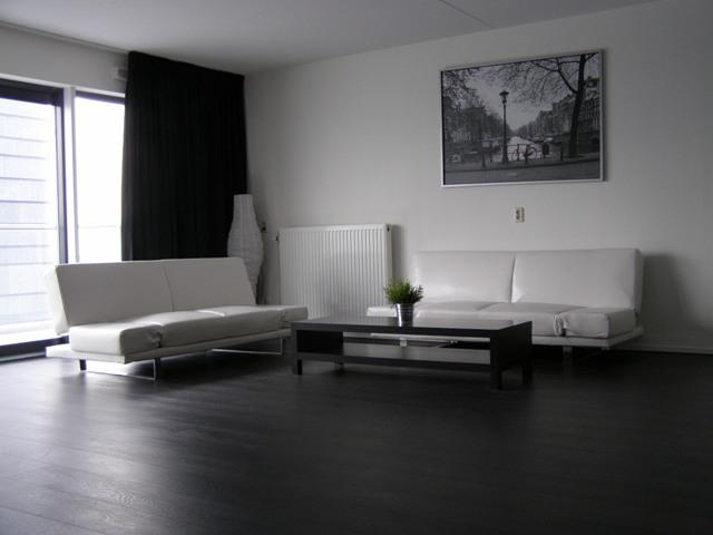 Living Room Frosted Chocolate Apartment Amsterdam - Frosted Chocolate - Amsterdam - rentals